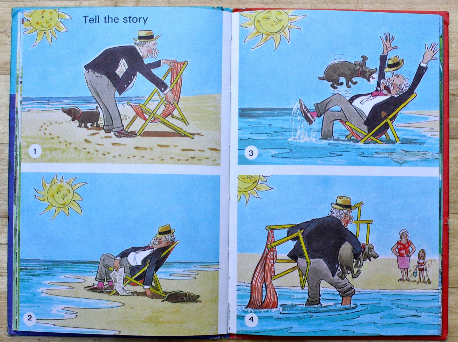 Telling a Story With Pictures Sequence Sequence Can Tell a Story