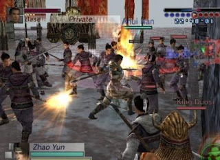 Download Dynasty Warriors PC Game