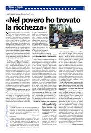 Intervista a Dario Lo Scalzo per L'Amico del Popolo