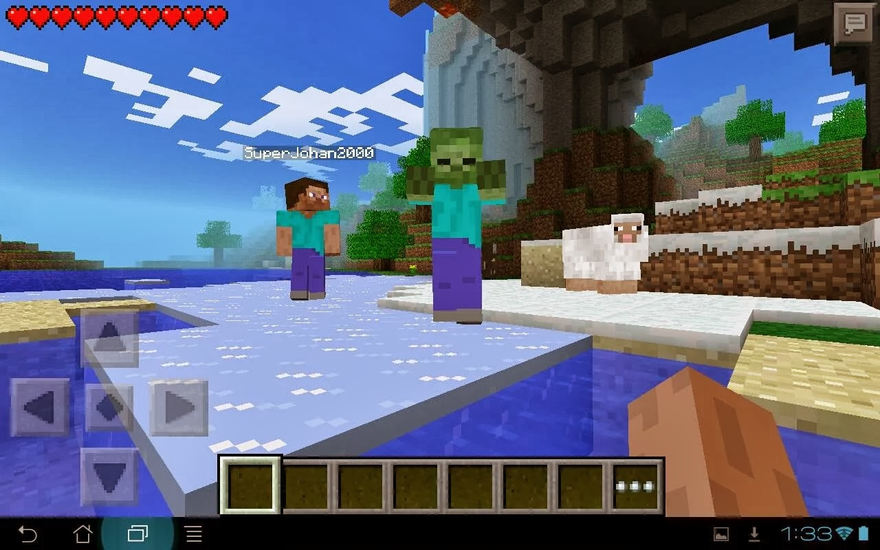 Minecraft Pocket Edition 076 Apk Free Download Apk Android App