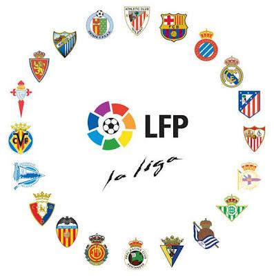Daftar Jadwal Liga Spanyol 2012 - 2013 Terbaru