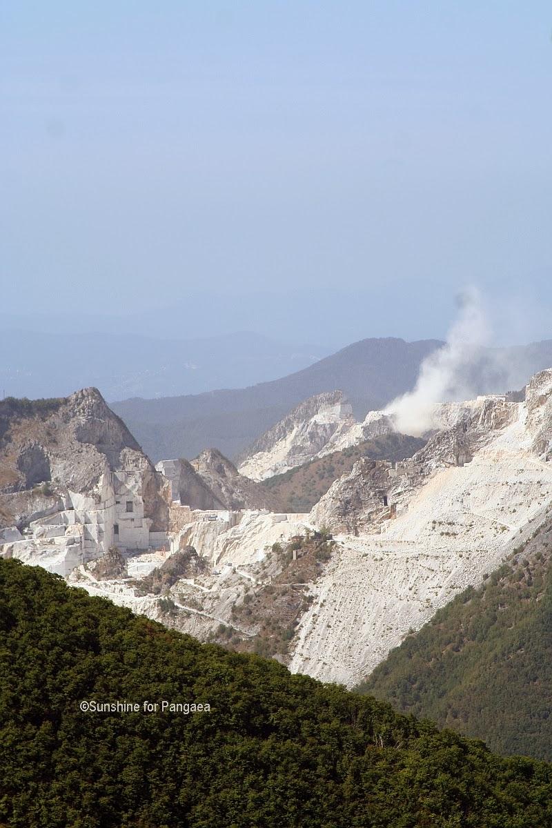 Carrara Marble Quarry Tuscany