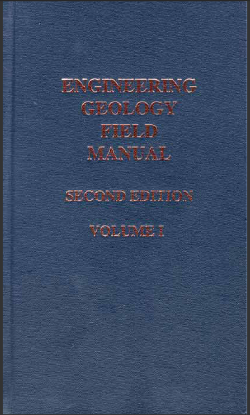 usbr engineering geology field manual tunneling rh tunneling experts blogspot com