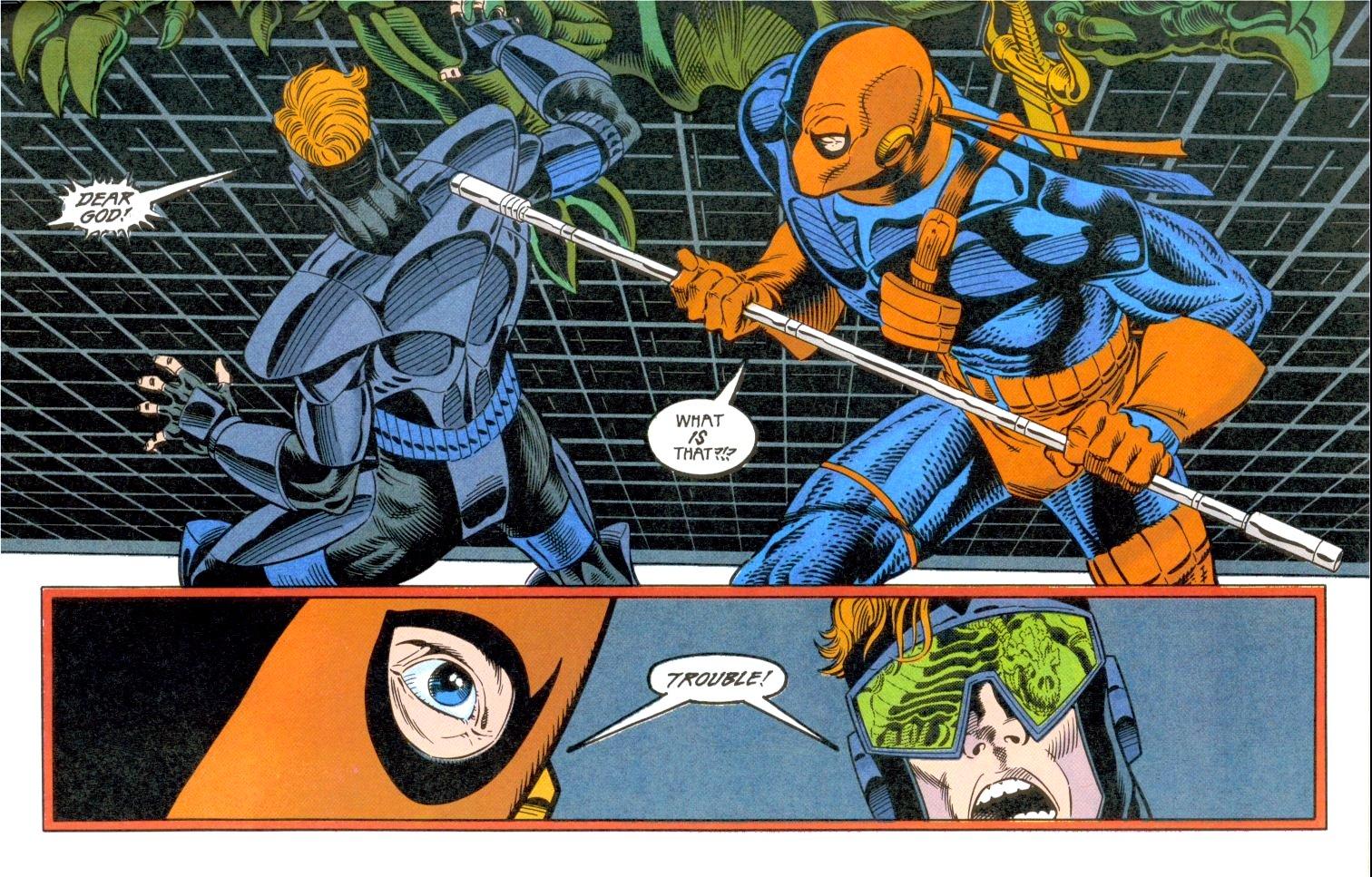 Deathstroke (1991) Annual 2 #2 - English 50