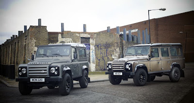 Land Rover Defender 90 XTech Special Editions