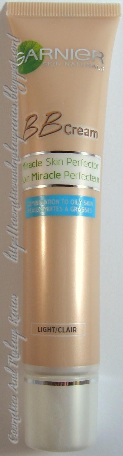 Garnier BB Cream - Perfezionatore di pelle per pelli miste o grasse - colorazione medio-chiara - tubetto