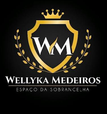 EM PATU, WELLYKA MEDEIROS - ESPAÇO DA SOBRANCELHA