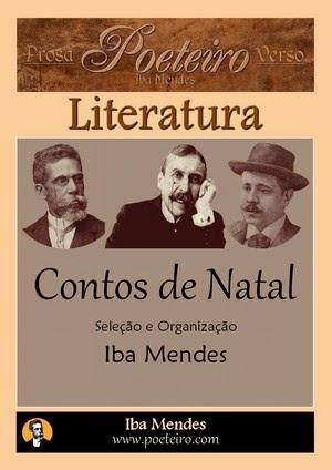 Contos de Natal - Autores do Brasil e Portugal