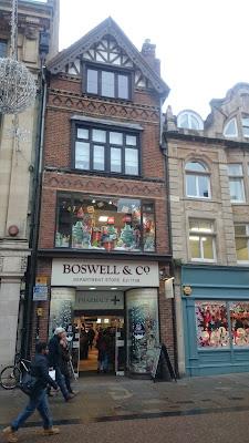 Boswell Tea Room Oxford