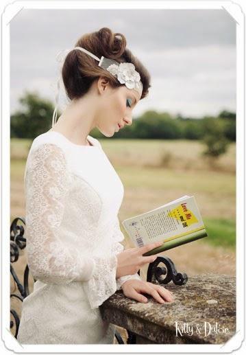 Lady Penelope Kitty & Dulcie Dress - Affordable 1960s Wedding Dresses