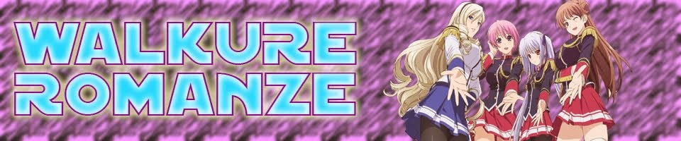 Walkure Romanze Anime