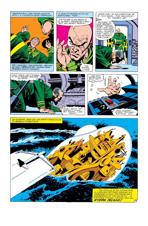 Captain America (1968) Issue #274 #190 - English 6