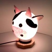 Lampu Hias Cow