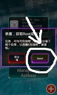 Cara Root HP Andromax Tanpa Komputer