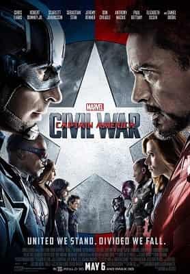 Capitan America: Guerra Civil [Latino][Pelicula]