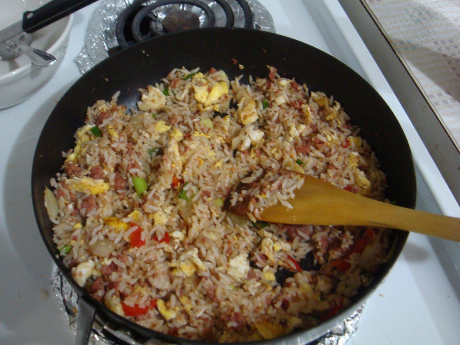 august 2013 resep cara membuat nasi goreng spesial enak