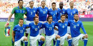 Prediction England v Italy June 25, 2012