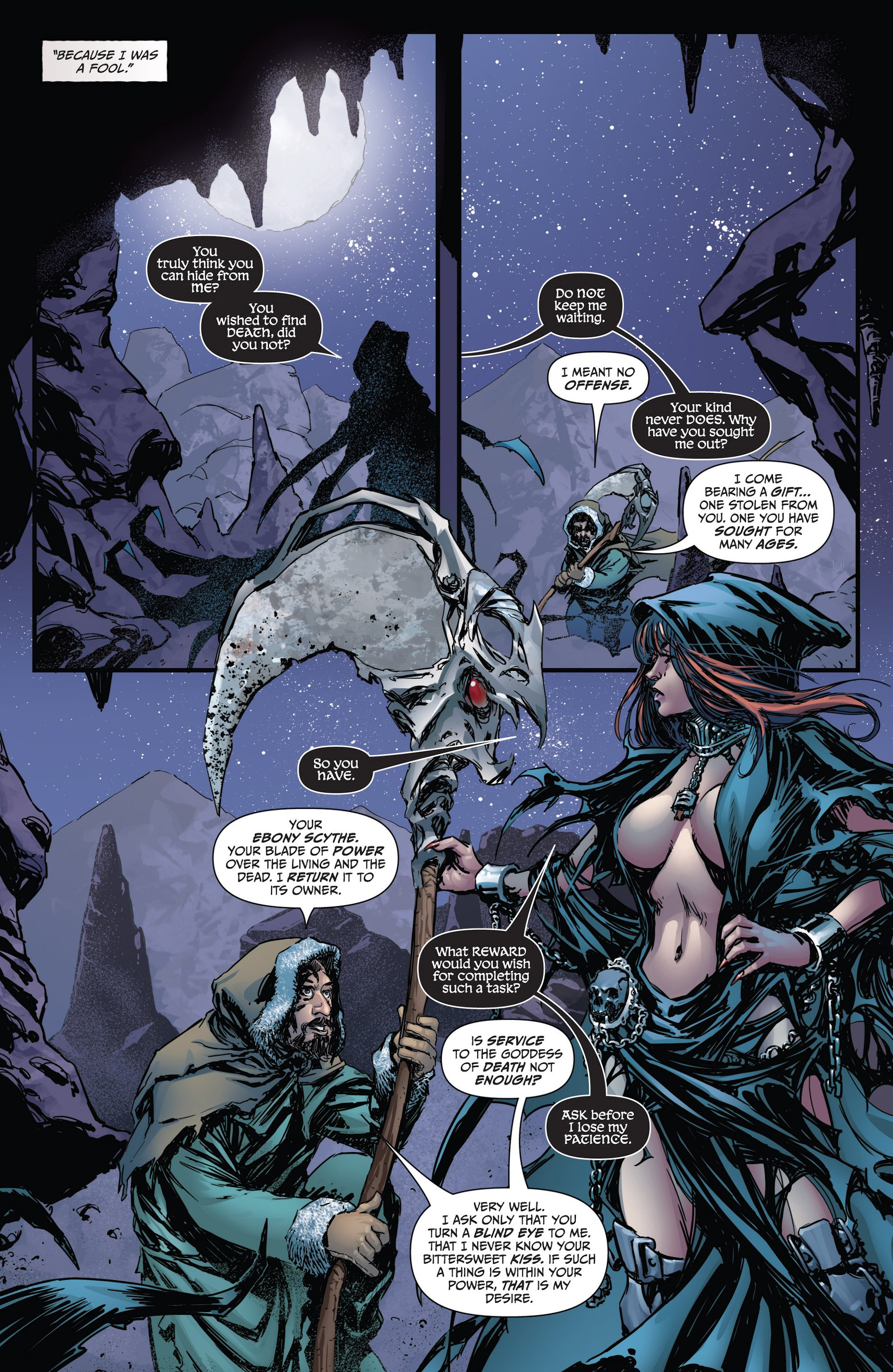 Grimm Fairy Tales (2005) Issue #95 #98 - English 5