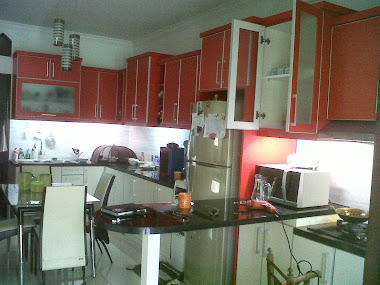 Kitchen set  Grand Depok City .