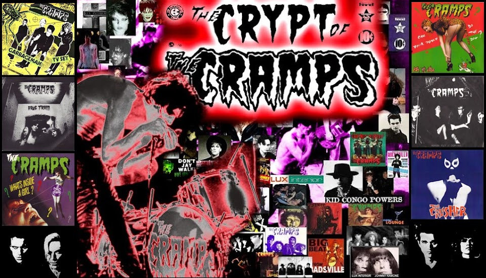 THE CRYPT OF THE CRAMPS