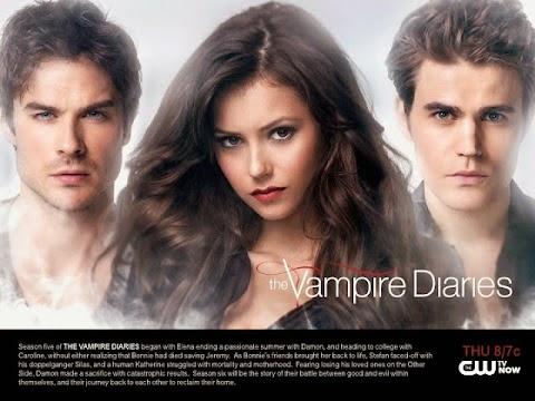 """The Vampire Diaries: temporada 6, episodio 17 (6x17), Revelada """"Atrayente"""" sinopsis por The CW"""