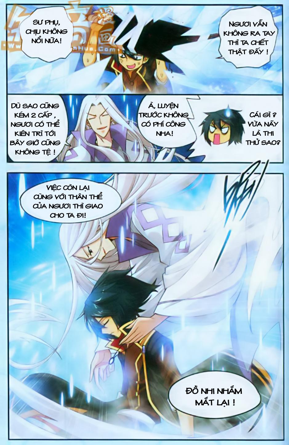 Đấu Phá Thương Khung chap 39 page 10 - IZTruyenTranh.com