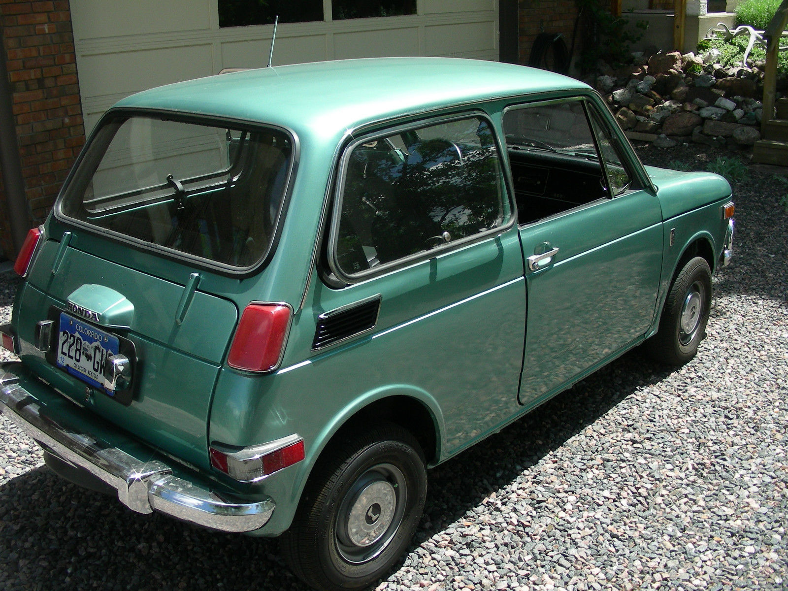 Immaculate Honda N600 Kei Car Is Looking For A New Home