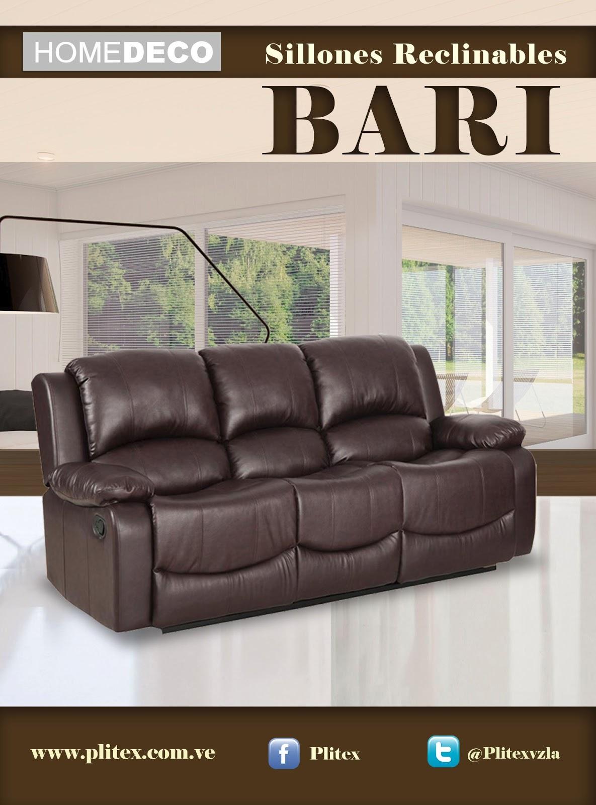 Fabricamos sue os sillones reclinables elegancia y for Sillones reclinables precios