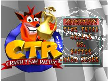 Free Download Crash Team Racing Games For PC