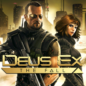 Deus Ex the Fall Game Cover