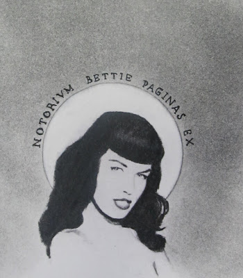 The Notorious Bettie Page by F. Lennox Campello