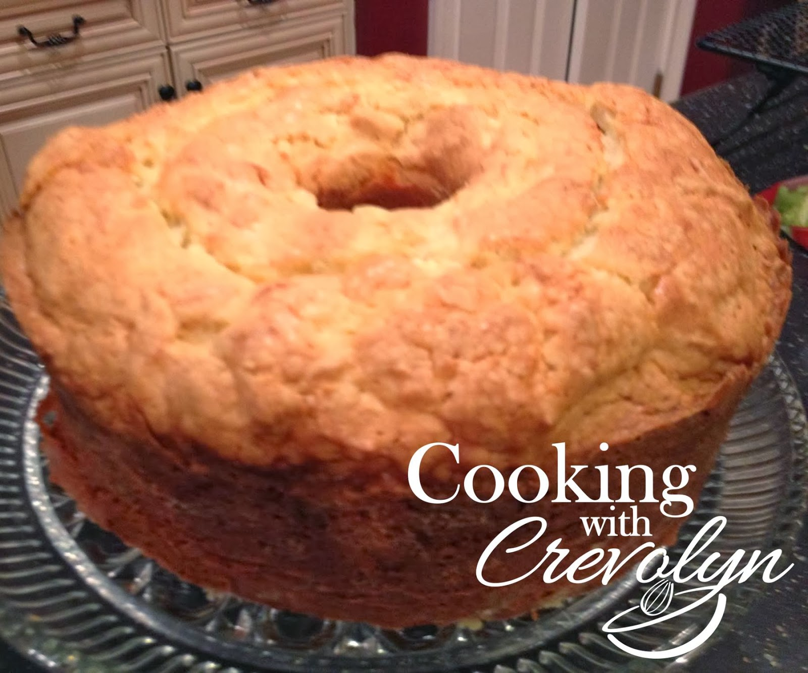 Coconut Cream Pound Cake Recipe — Dishmaps