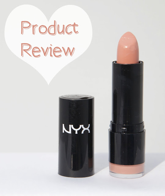 NYX Pure Nude Lipstick