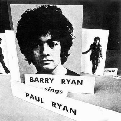 Paul Ryan on Bizarre Garden  Barry Ryan   Sings Paul Ryan  1969