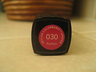 Revlon Colorburst Fuchsia Lipstick