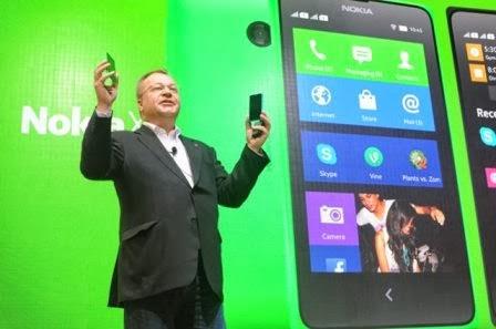 Nokia explica: por que lançar celulares baratos ou com Android?