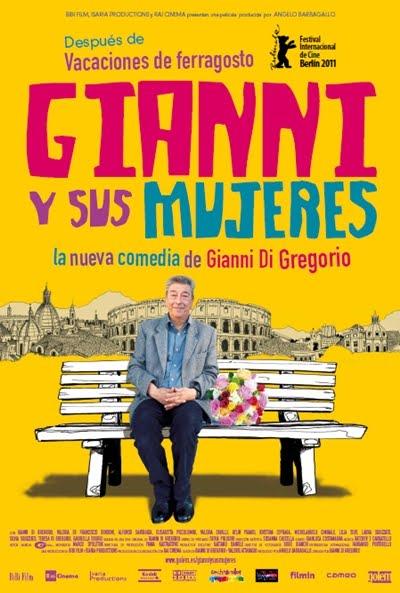 Ver Gianni y sus mujeres (2010) Online