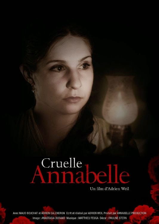 Annabelle Prize Poster - Movie Fanatic
