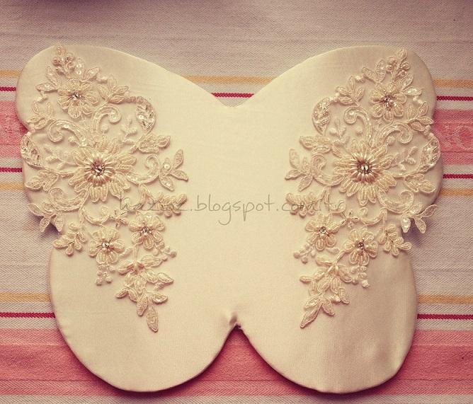 melek kanadı güpür hazioz