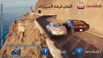 ألعاب قيادة السيارات - السيارات المانيوال