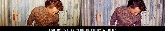 http://youwakeup.deviantart.com/art/PSD-by-Evelyn-You-rock-my-world-474927995