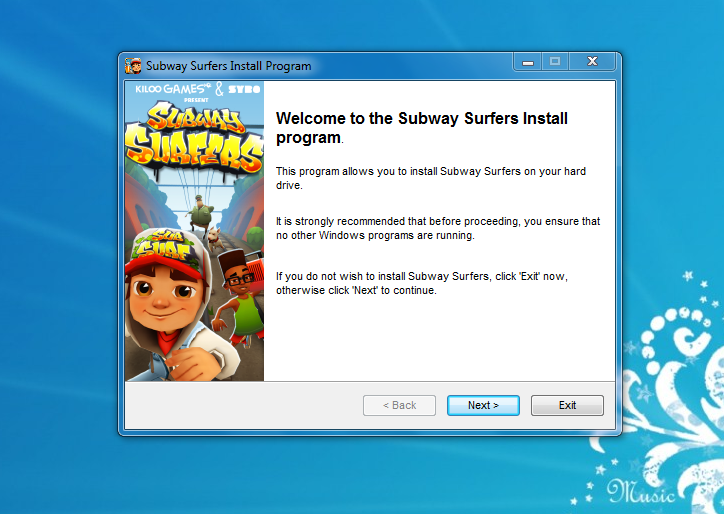 Subway surfers update download for pc