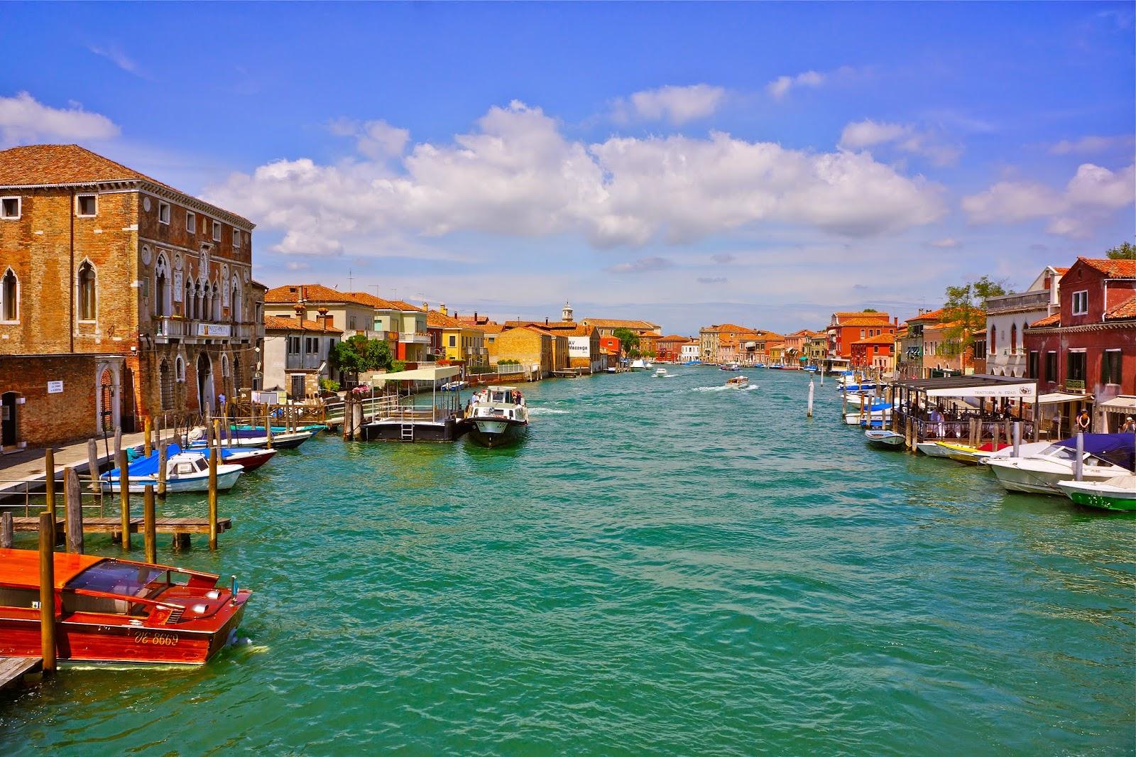 Venice: Murano.