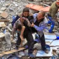 PALESTINA: ¡HAY QUE PARAR EL BOMBARDEO EN GAZA Y PONER FIN AL TERRORISMO ESTATAL ISRAELÍ!