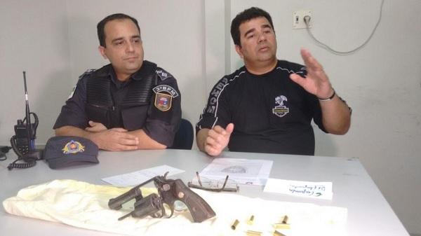 Polícia prende irmãos que esconderam a arma que matou PM em Parnamirim