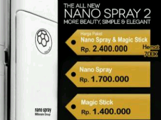 nano spray magic stick