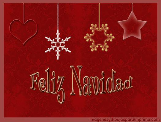 detalles de navidad con feliz navidad