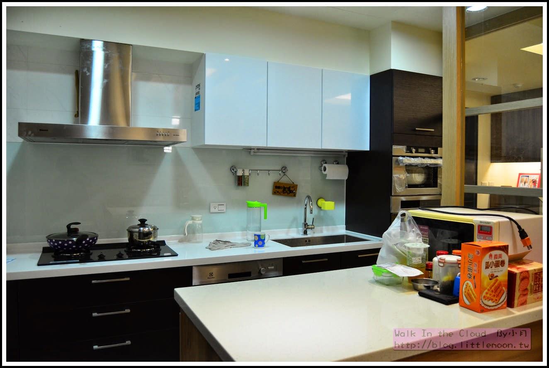 中島與廚房