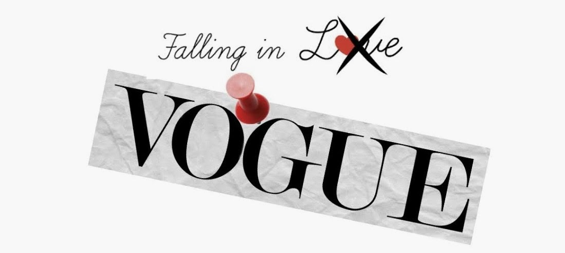 Falling in Vogue