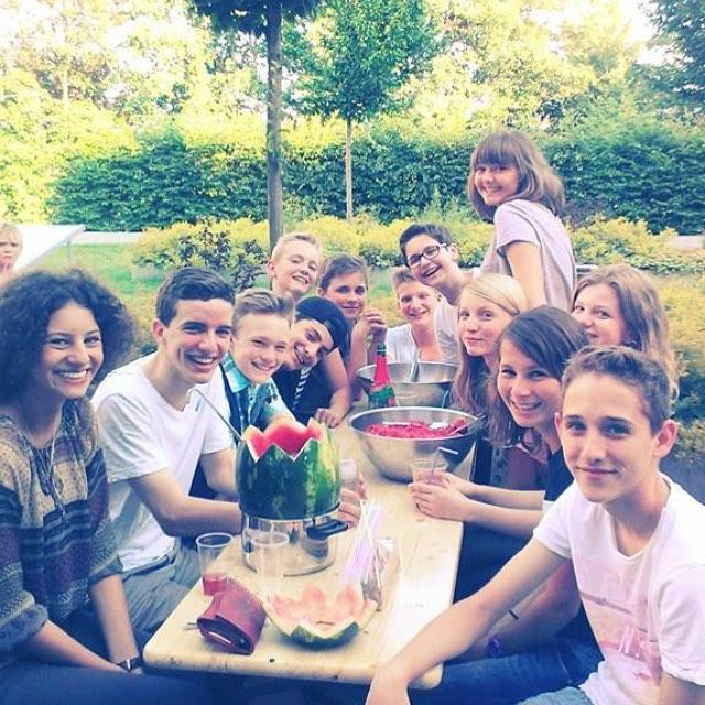 Schloss Einstein Blog Juli 2015
